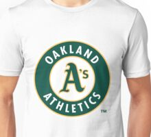 Oakland Athletics LOGO Unisex T-Shirt