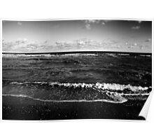 Southwold Beach #2 Poster