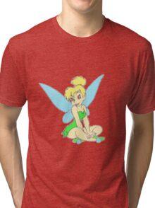 Tinkerbell Tri-blend T-Shirt