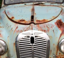 Classic car - vintage - New Zealand Sticker