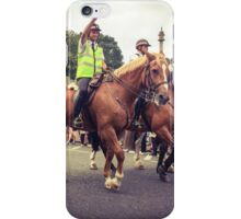 Mounted Police iPhone Case/Skin