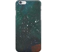 Painted Galaxy iPhone Case/Skin