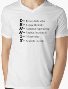 Its Always Sunny In Philadelphia Quotes Tv Show Mens V-Neck T-Shirt
