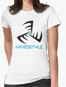 Hardstyle Blade Music Quote Womens Fitted T-Shirt