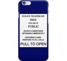 Pull To Open iPhone Case/Skin