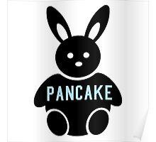 Pancake Bunny Poster