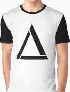 Alt- J Triangle Graphic T-Shirt