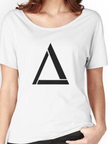Alt- J Triangle Women's Relaxed Fit T-Shirt