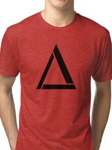 Alt- J Triangle Tri-blend T-Shirt