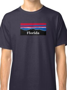 Florida Red White and Blue Classic T-Shirt