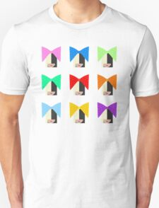 Sia (White Background) Unisex T-Shirt