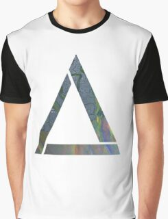 Alt- J An Awesome Wave Triangle Graphic T-Shirt