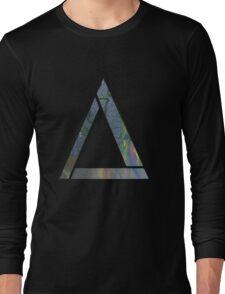 Alt- J An Awesome Wave Triangle Long Sleeve T-Shirt