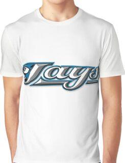Toronto Blue Jays LOGO Graphic T-Shirt