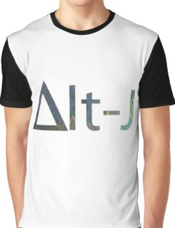 Alt J Album  Graphic T-Shirt