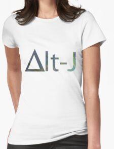 Alt J Album  Womens Fitted T-Shirt