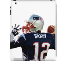 TOM BRADY iPad Case/Skin