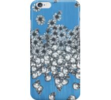 This Side of the Blue iPhone Case/Skin