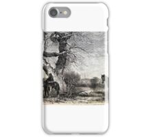 Sioux Indians iPhone Case/Skin