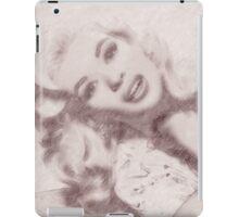 Jayne Mansfield by John Springfield iPad Case/Skin