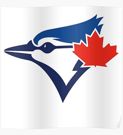 Toronto Blue Jays TEAM LOGO Poster
