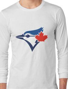 Toronto Blue Jays TEAM LOGO Long Sleeve T-Shirt
