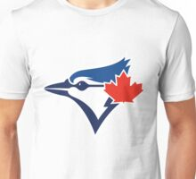 Toronto Blue Jays TEAM LOGO Unisex T-Shirt