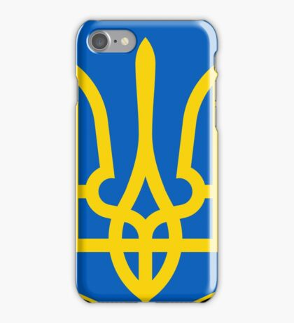 Ukrainian Logo iPhone Case/Skin
