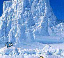 Glacier Pokemon Sticker