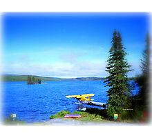 Alaska in Colour Photographic Print