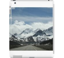 Icefields Parkway, Canada iPad Case/Skin
