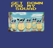 Squirtle Squad Goals T-Shirt