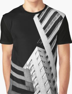 Concrete Monster Graphic T-Shirt