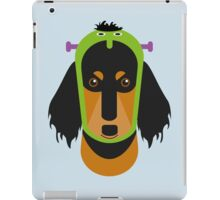 Halloween Dachshund iPad Case/Skin