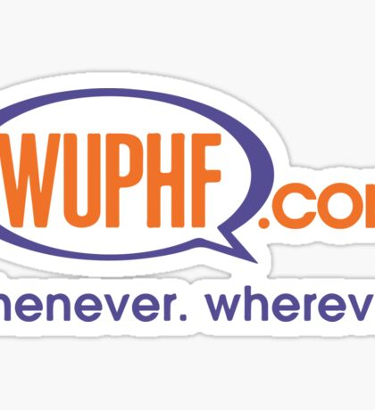 The Office: WUPHF.com Sticker