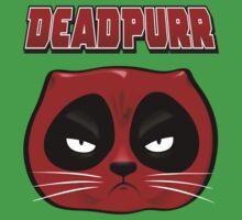 Deadpurr One Piece - Short Sleeve
