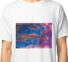 A Midnight Toker Abstract Classic T-Shirt