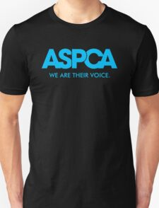Aspca We Are Their Voice T-Shirt