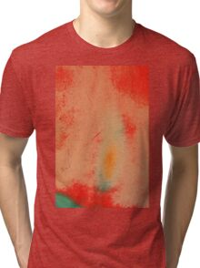 A Whirling Dervish Abstract Tri-blend T-Shirt