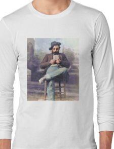 "Harvey Logan--""the fastest gun in the West"" Long Sleeve T-Shirt"