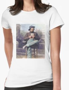 "Harvey Logan--""the fastest gun in the West"" Womens Fitted T-Shirt"