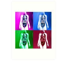 Matilde Art Print