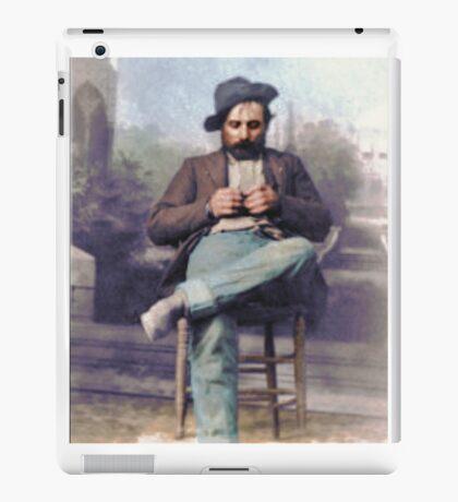 "Harvey Logan--""the fastest gun in the West"" iPad Case/Skin"