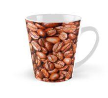 coffee bean background coffee beans Tall Mug