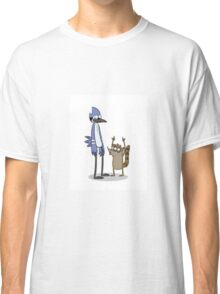 Rigby and Mordecai Classic T-Shirt