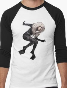 Lady Gaga black back T-Shirt