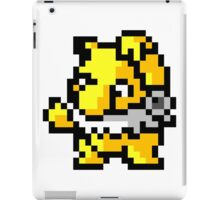 Pokemon 8-Bit Pixel Hypno 097 iPad Case/Skin
