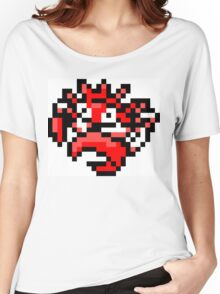Pokemon 8-Bit Pixel Kingler 099 Women's Relaxed Fit T-Shirt