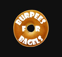 Burpees For Bagels Tank Top