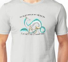 River Dragon Unisex T-Shirt